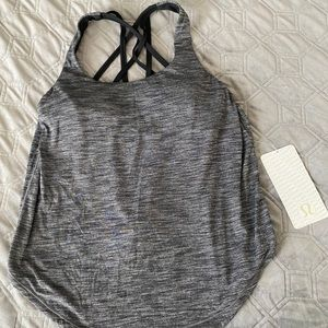 Free to be Serene tank with bra Size 2